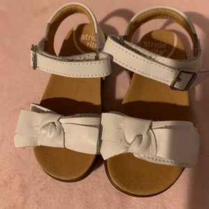 Toddler sandals never worn!